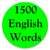 1500 English Words 1.2