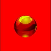 Rolling  Ball Red Sky 3D GameNanoosoftCasual