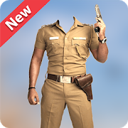 My Photo Police Suit Editor 1.32