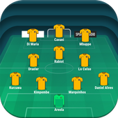 Football Line-up Quiz - Guess The Football Club 1.1