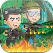 War games:Jungle Run Reloaded 1.0