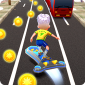 Skate Rusher Run 1.0.0