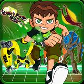 ben Ultimate war Alien force 2.0