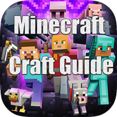 Crafting Guide for MinecraftPE
