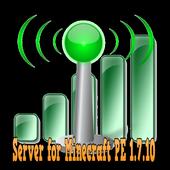 Server for Minecraft PE 1.7.10 2.0