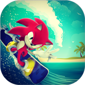 Escape Knuckles Sonic 1