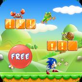 Sonick run speedy jungle adventures enemies world 1.2