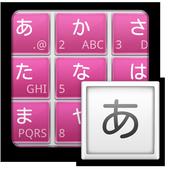 RoundFormePink keyboard skin 1.1