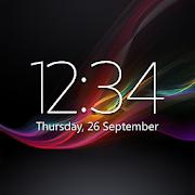 Digital Clock Widget Xperia 5.5.2.333