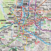 Metro de la ciudad de Madrid 2.75