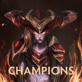 Champions for LOL