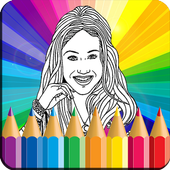 Soy Luna Coloring Book Game 1.1