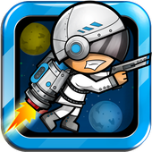 Space Warrior: Jetpack Assault