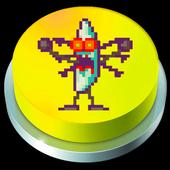 Zombie Banana Jelly Button 27.0