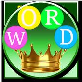 Word Crown: Four Letters wordsspecialrevBoard