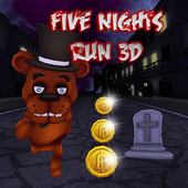 Five Nights at Subway Run 3D 1.0