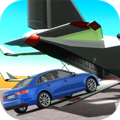 Car Transport Airplane Flight 1.1
