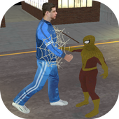 Spider Junior: Man of Justice 1.02