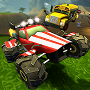 Crash Drive 2: 3D racing cars 2.48