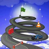 Spiral Death Well Car Stunt Rider 1.0