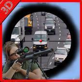 Sniper Traffic Shooter 2015 1.4