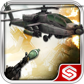 Helicopter Air Attack: Shooter 1.2