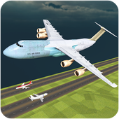 Aeroplane Game:Flight Pilot Simulator 🎮 1.0