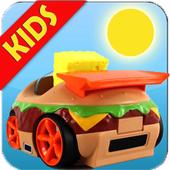 Car Sponge Blaze 1.0