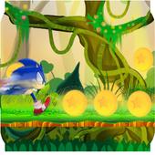 Jungle Sonic Jump Run 1.3