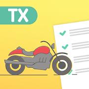 Texas DMV - TX Motorcycle License knowledge test 2.8.1