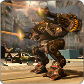 Robots vs Zombies : Rescue Human from Zombies 1.2