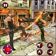 Kings of Street fighting - kung fu future fight 2