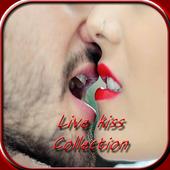 Live Kiss Gif Collection -Hot Kiss GIF 1.1