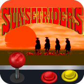 Code Sunset Riders arcade 1.1.0