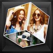 3D Cube Live Wallpaper 1.2
