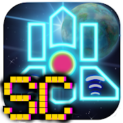 Space code: galaxy allien top down shooter 1.0