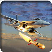 Fighter jet Dogfight Chase Air Combat Simulator 1.6