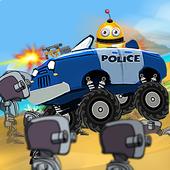 Police Monster Shooter Game 1.0