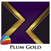 Plum Gold For XPERIA™ 1.0.0