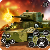Army Modern Tanks Combat Attack 3D 1.0