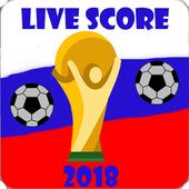 Live Soccer WorldCup2018- Fifa Finals Result 5.0