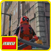 Jewels Of LEGO Deathpool City Heroes 1.0