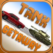 Reckless Enemy Tank Getaway 1.0