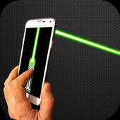 laser flashlight