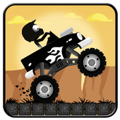 Stick Stunt 4x4 Monster Truck 1.3