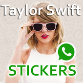 Chat on WhatsApp with stickers by Taylor Swift. 1.1