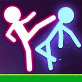 Stickman Fighting Games Lightsaber Battle War 1.9