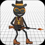Stickman Shooter - Stickman Games 1.2
