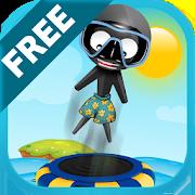 Stickman Water Trampoline FREE 1.0