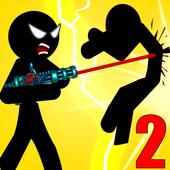 Stickman Destruction Warrior 2